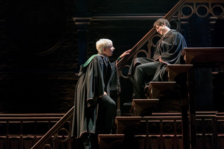12. Harry Potter and the Cursed Child London 2017-18, photo credit Manuel Harlan