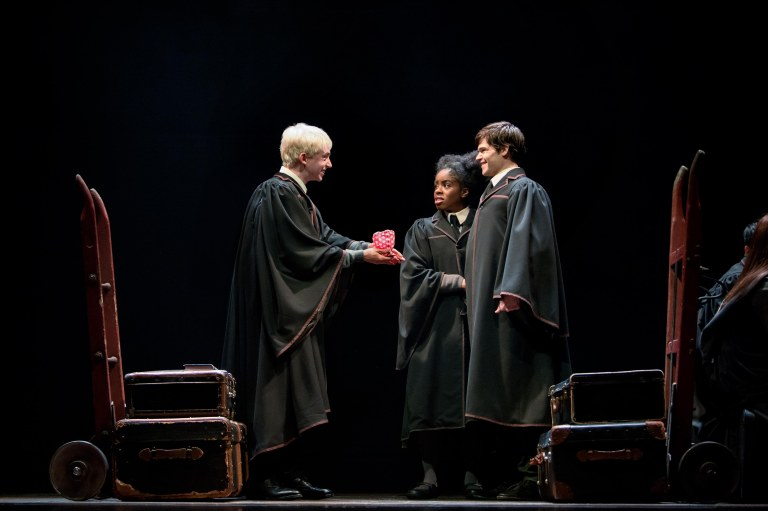 2. Harry Potter and the Cursed Child London 2017-18, photo credit Manuel Harlan