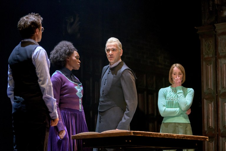 7. Harry Potter and the Cursed Child London 2017-18, photo credit Manuel Harlan