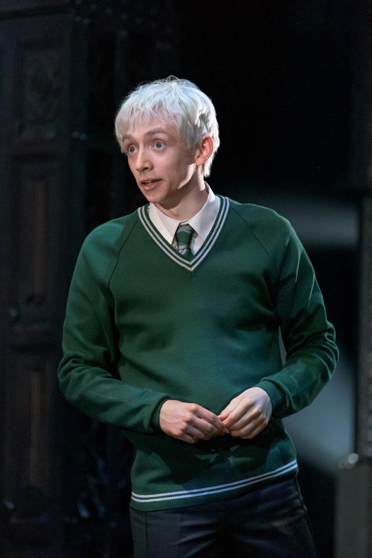 8. Harry Potter and the Cursed Child London 2017-18, photo credit Manuel Harlan