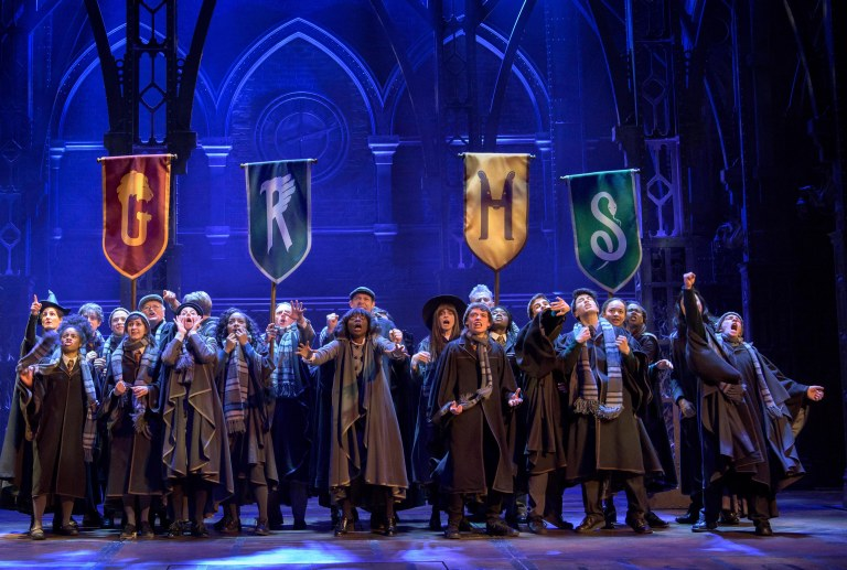 9. Harry Potter and the Cursed Child London 2017-18, photo credit Manuel Harlan